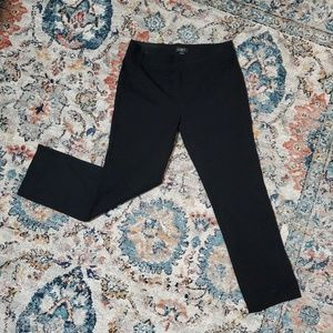 NWT LOFT pull on crop pants